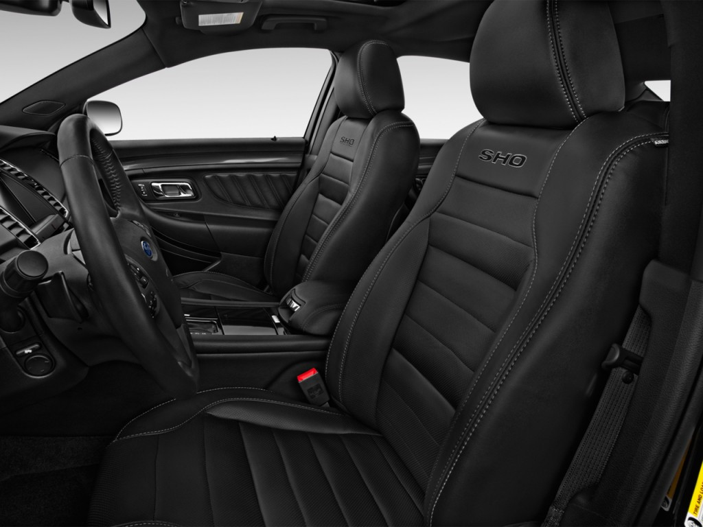 image 2017 ford taurus sho awd front seats size 1024 x 768 type gif posted on april 20. Black Bedroom Furniture Sets. Home Design Ideas