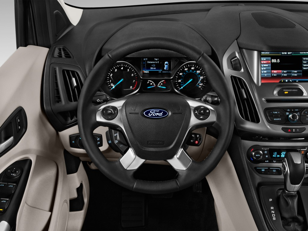 Image: 2017 Ford Transit Connect Wagon Titanium LWB w/Rear ...