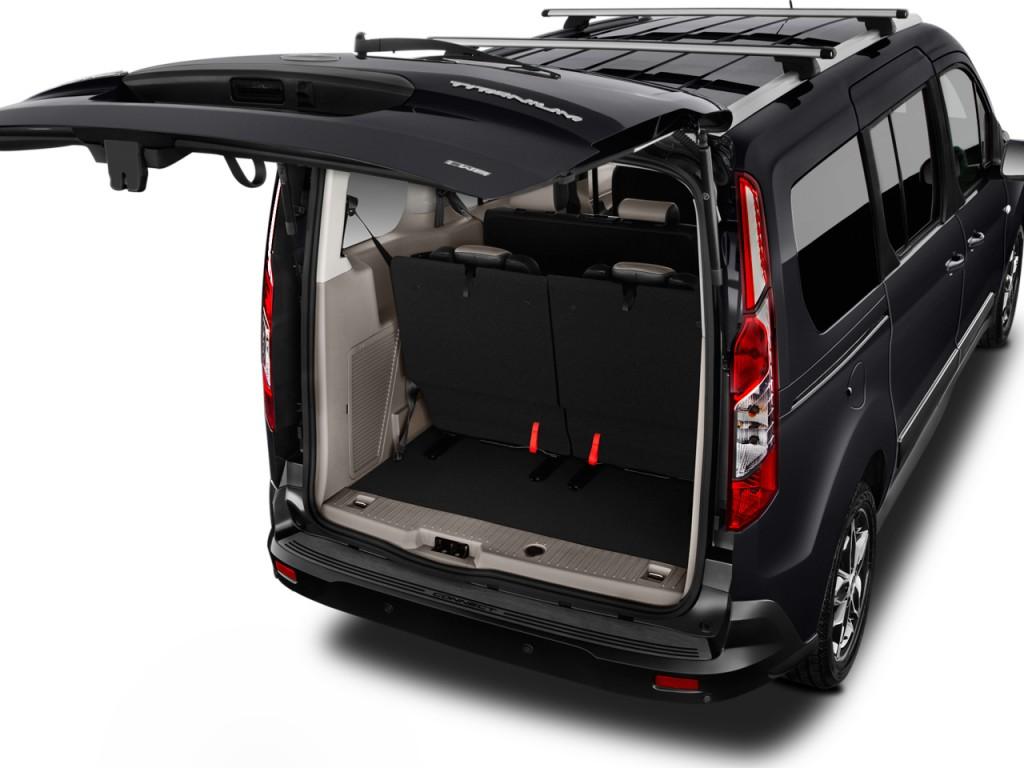 2017 ford transit connect wagon titanium lwb w rear liftgate trunk