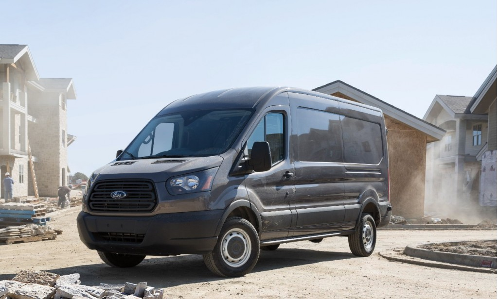 Image: 2017 Ford Transit Wagon, size: 1024 x 616, type ...