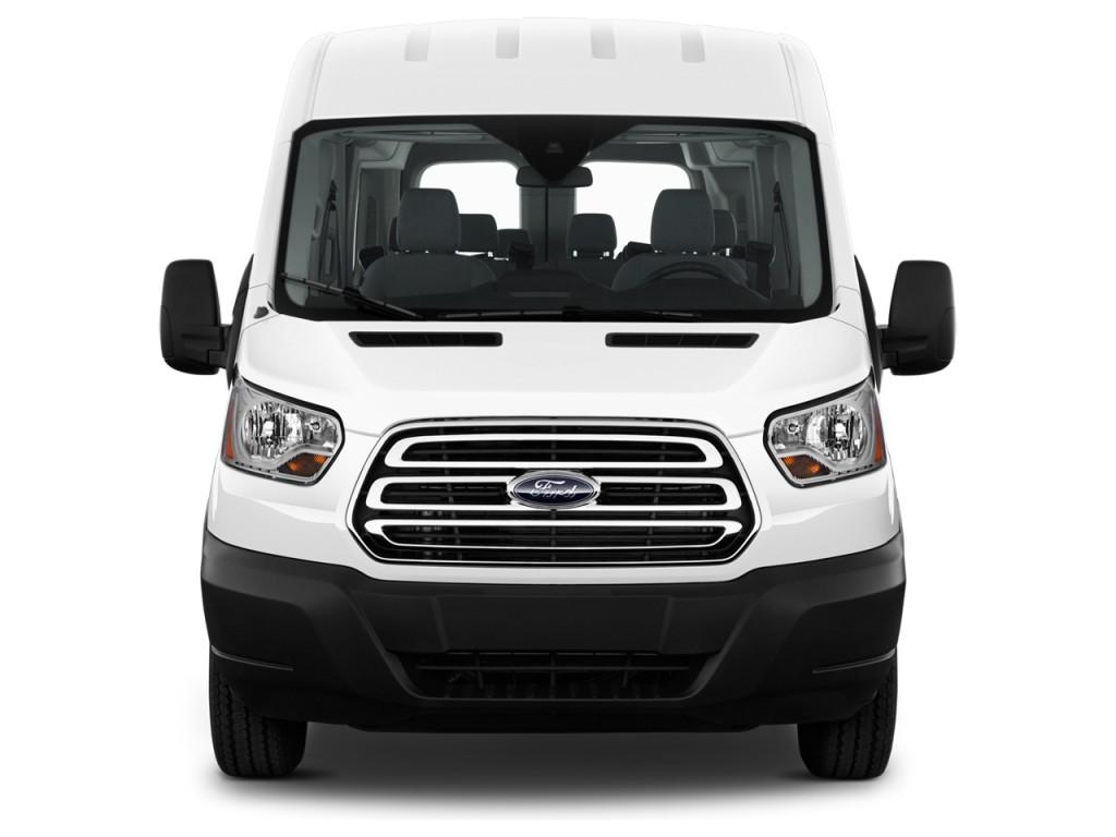 image 2017 ford transit wagon t 350 148 med roof xlt sliding rh dr front exterior view size. Black Bedroom Furniture Sets. Home Design Ideas