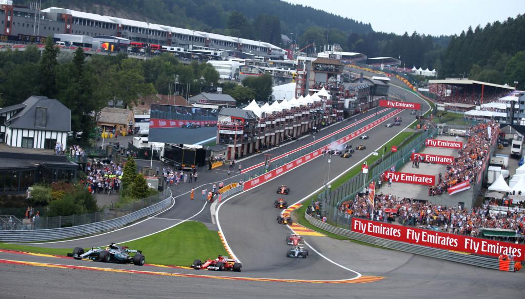 2017 Formula 1 Belgian Grand Prix