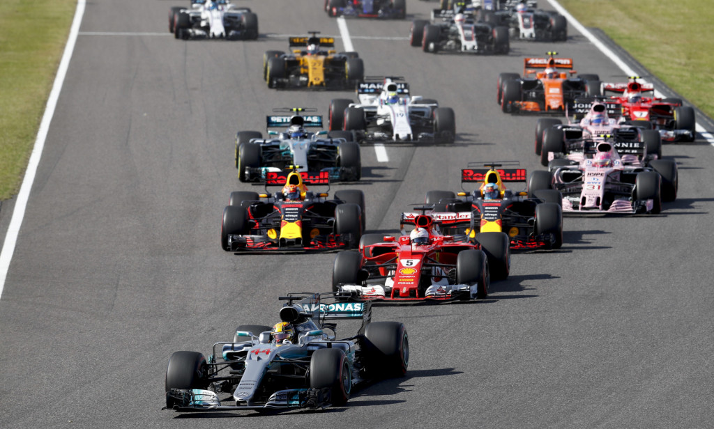 2017 Formula 1 Japanese Grand Prix