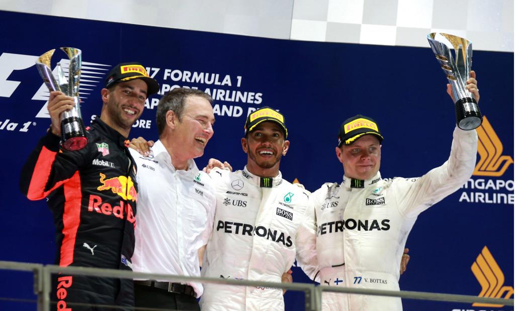 2017 Formula 1 Singapore Grand Prix