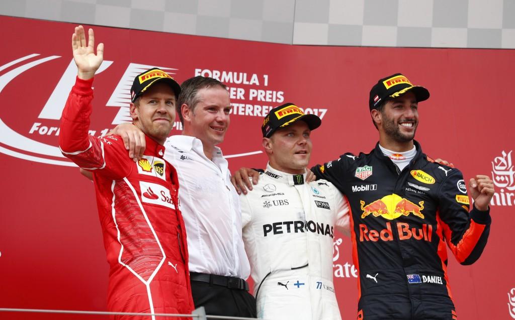 2017 Formula One Austrian Grand Prix