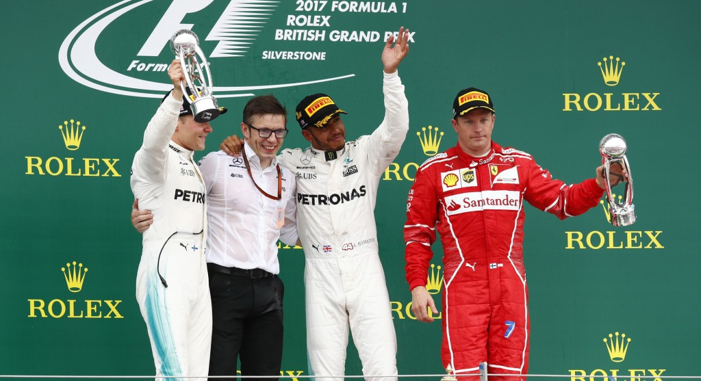2017 Formula One British Grand Prix