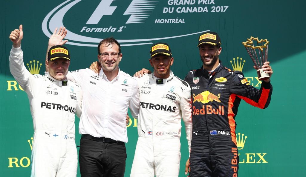 2017 Formula One Canadian Grand Prix