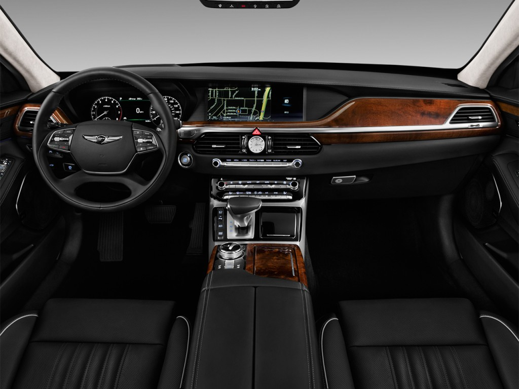 Used Chrysler San Diego >> Image: 2017 Genesis G90 5.0L Ultimate RWD Dashboard, size: 1024 x 768, type: gif, posted on ...