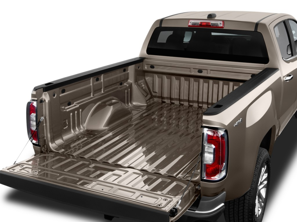 image 2017 gmc canyon 2wd crew cab 128 3 slt trunk size 1024 x 768 type gif posted on. Black Bedroom Furniture Sets. Home Design Ideas