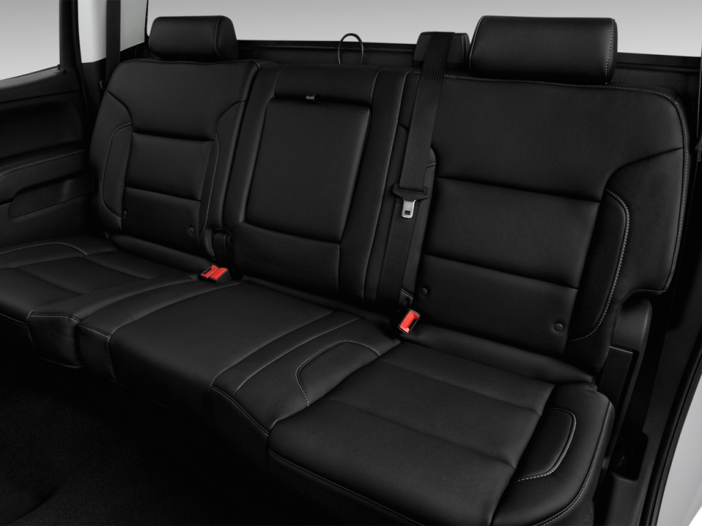 2016 Gmc Sierra Seat Covers
