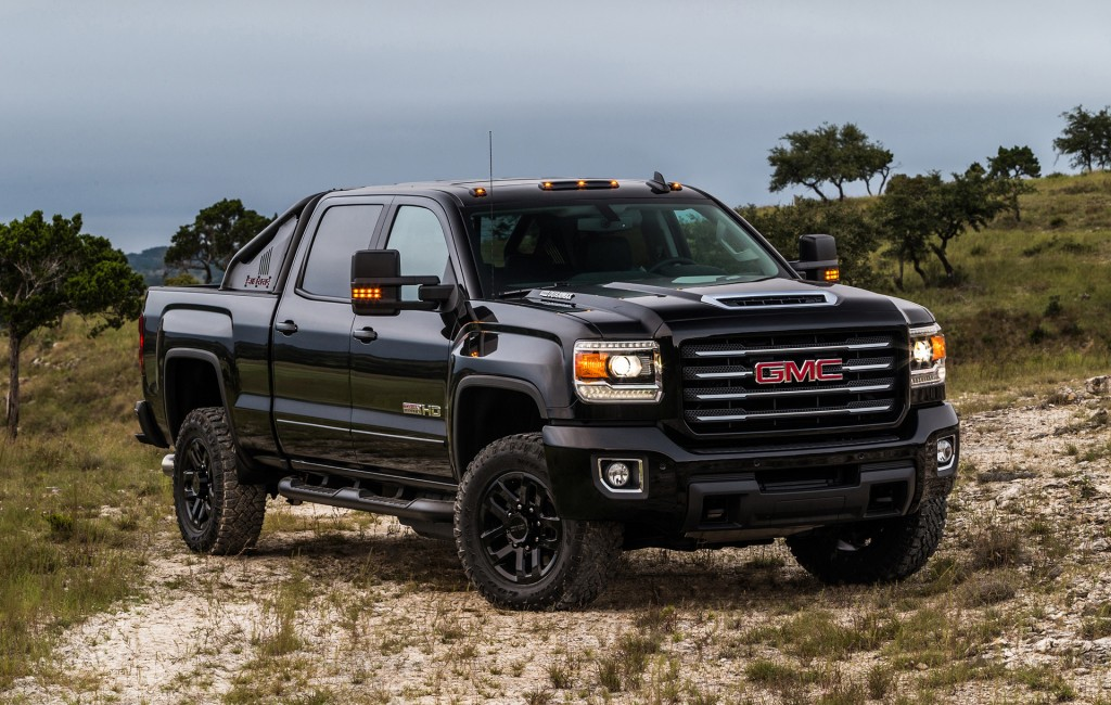 Image 2017 Gmc Sierra 2500 Hd All Terrain X Size 1024 X