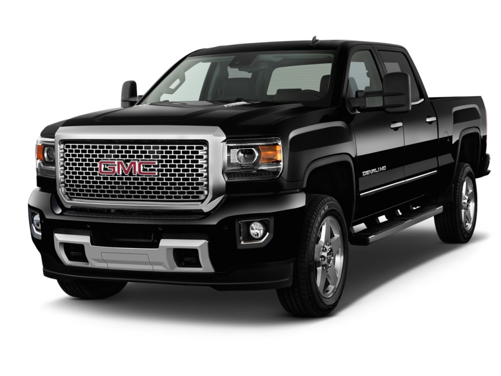2017 Gmc Sierra 2500hd Review Ratings Specs Prices And Photos The Car Connection