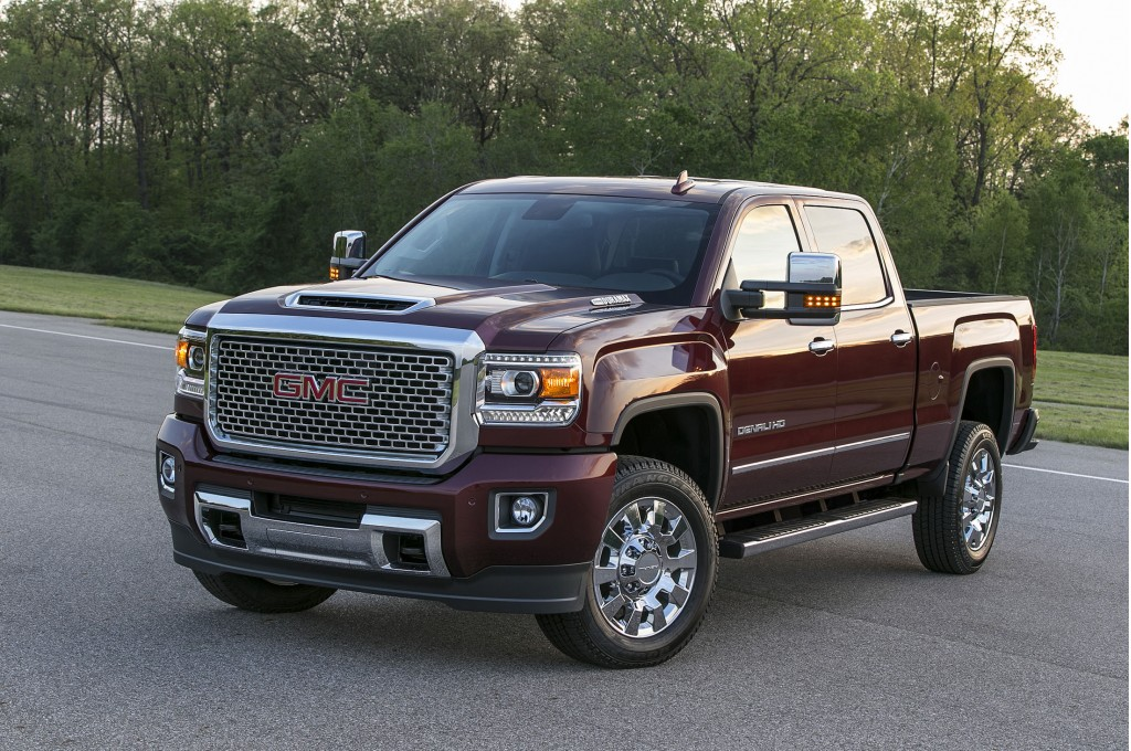 Image: 2017 GMC Sierra Denali 2500HD, size: 1024 x 680, type: gif, posted on: May 31, 2016, 9:05 ...