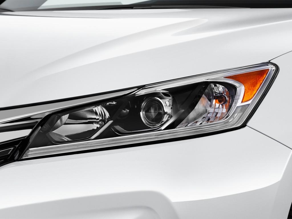 image 2017 honda accord sedan ex l v6 auto headlight. Black Bedroom Furniture Sets. Home Design Ideas