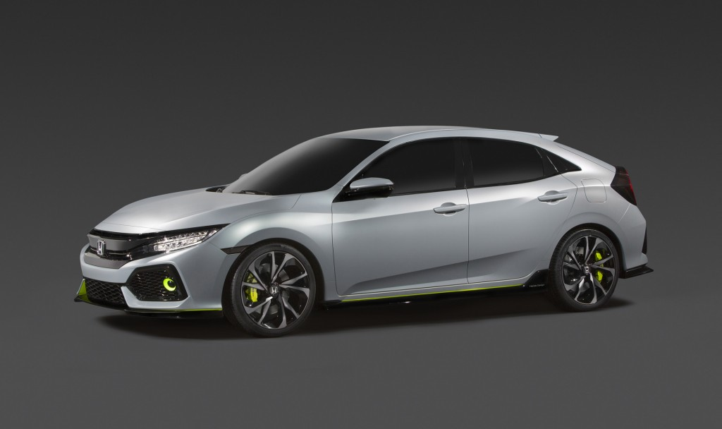 2017 Honda Civic Lineup Embraces The Manual Transmission