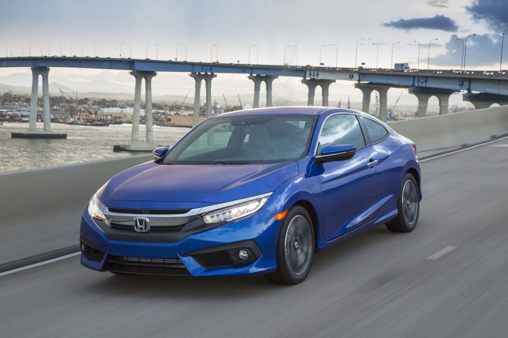 2017 Honda Civic Compare Cars