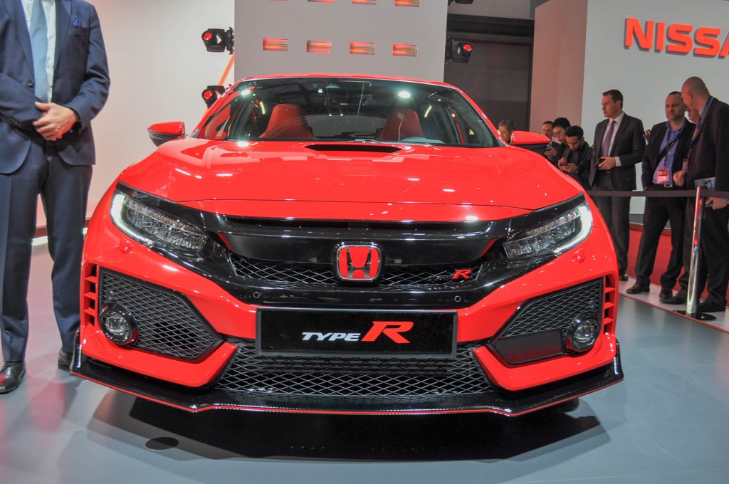 image 2017 honda civic type r 2017 geneva auto show size 1024 x 680 type gif posted on. Black Bedroom Furniture Sets. Home Design Ideas