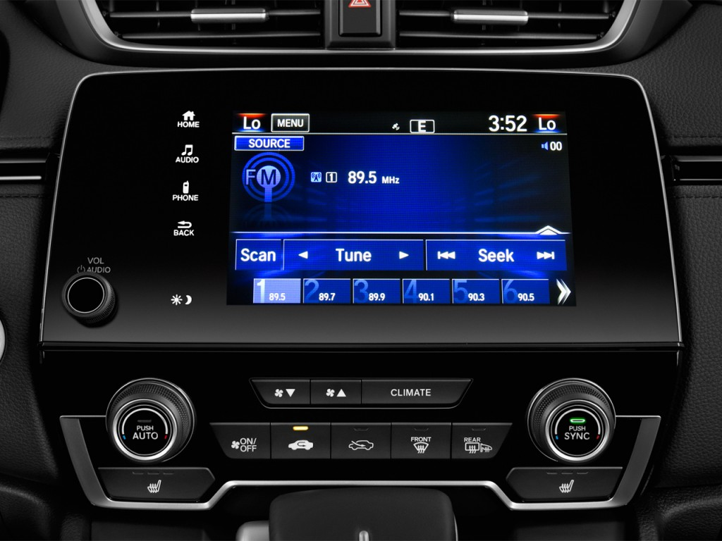 Image: 2017 Honda CR-V EX-L 2WD Audio System, size: 1024 x 768, type: gif, posted on: April 20 ...