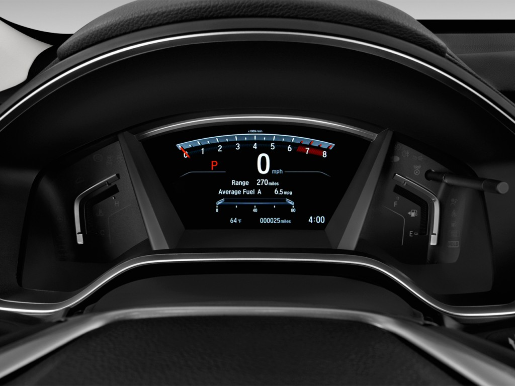 Image 2017 Honda Cr V Ex L 2wd Instrument Cluster Size 1024 X 768 Type Gif Posted On