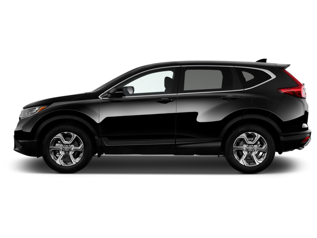 Image 2017 Honda Cr V Ex L 2wd Side Exterior View Size 1024 X 768 Type Gif Posted On