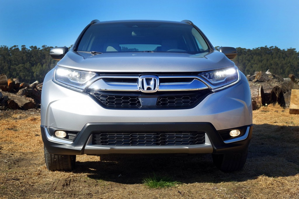 2017 Honda Cr V Touring