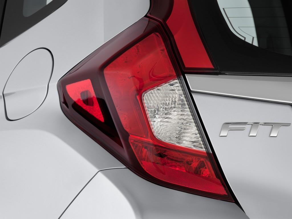 Image: 2017 Honda Fit EX CVT Tail Light, size: 1024 x 768 ...