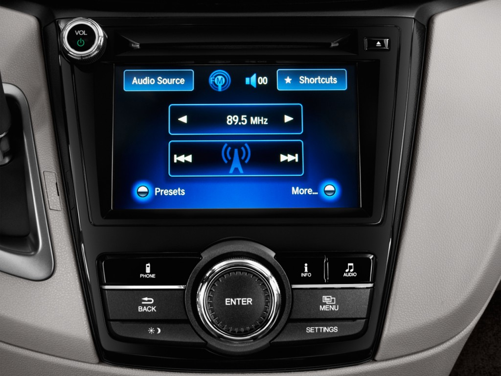 Image: 2017 Honda Odyssey EX-L Auto Audio System, size: 1024 x 768, type: gif, posted on: April ...