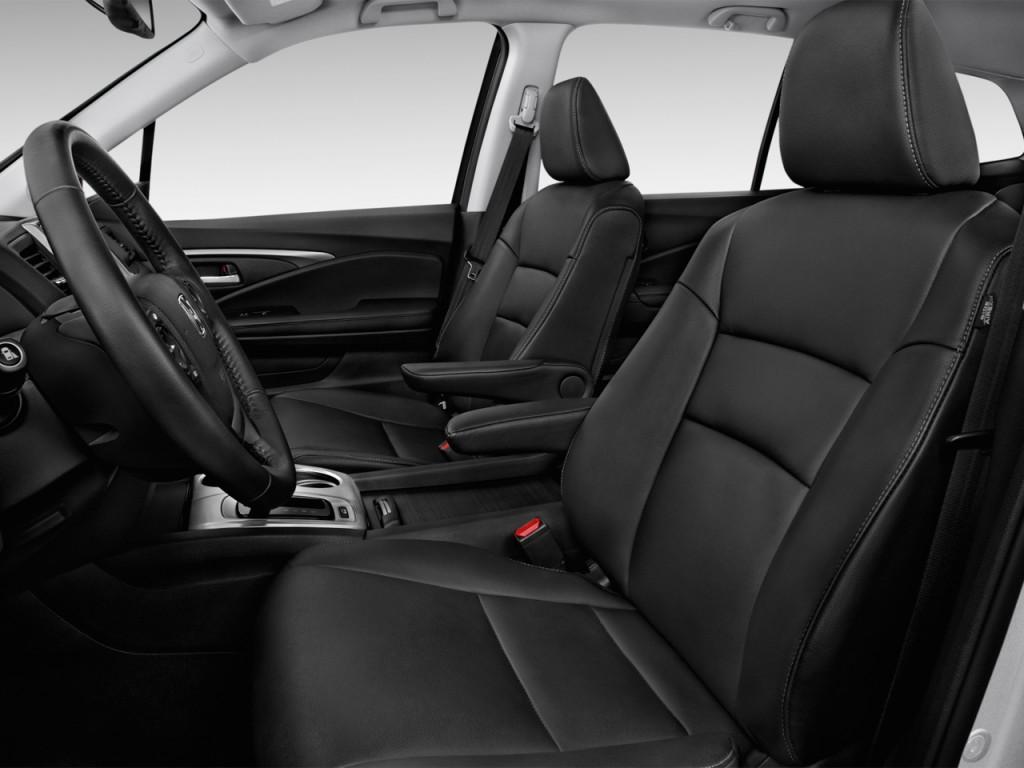 Image 2017 Honda Pilot Ex L Awd Front Seats Size 1024 X