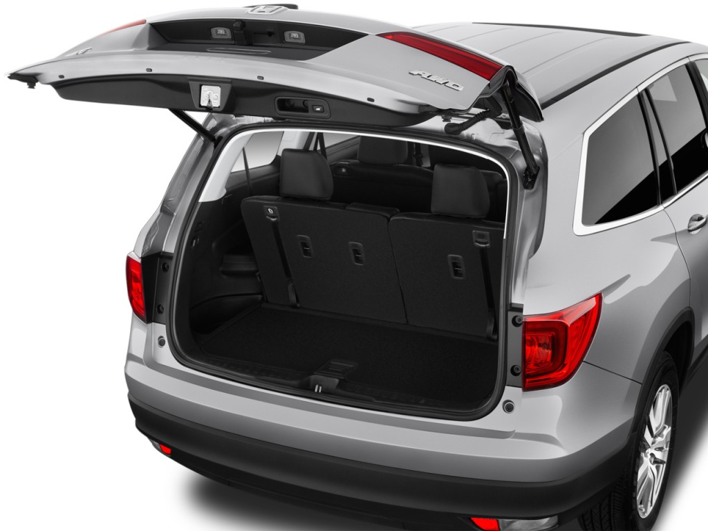 Image 2017 Honda Pilot Ex L Awd Trunk Size 1024 X 768 Type Gif Posted On April 20 2017