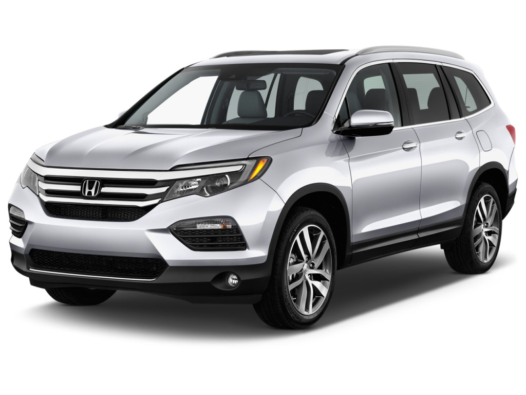 2017 Honda Pilot Review Ratings Specs Prices and s The