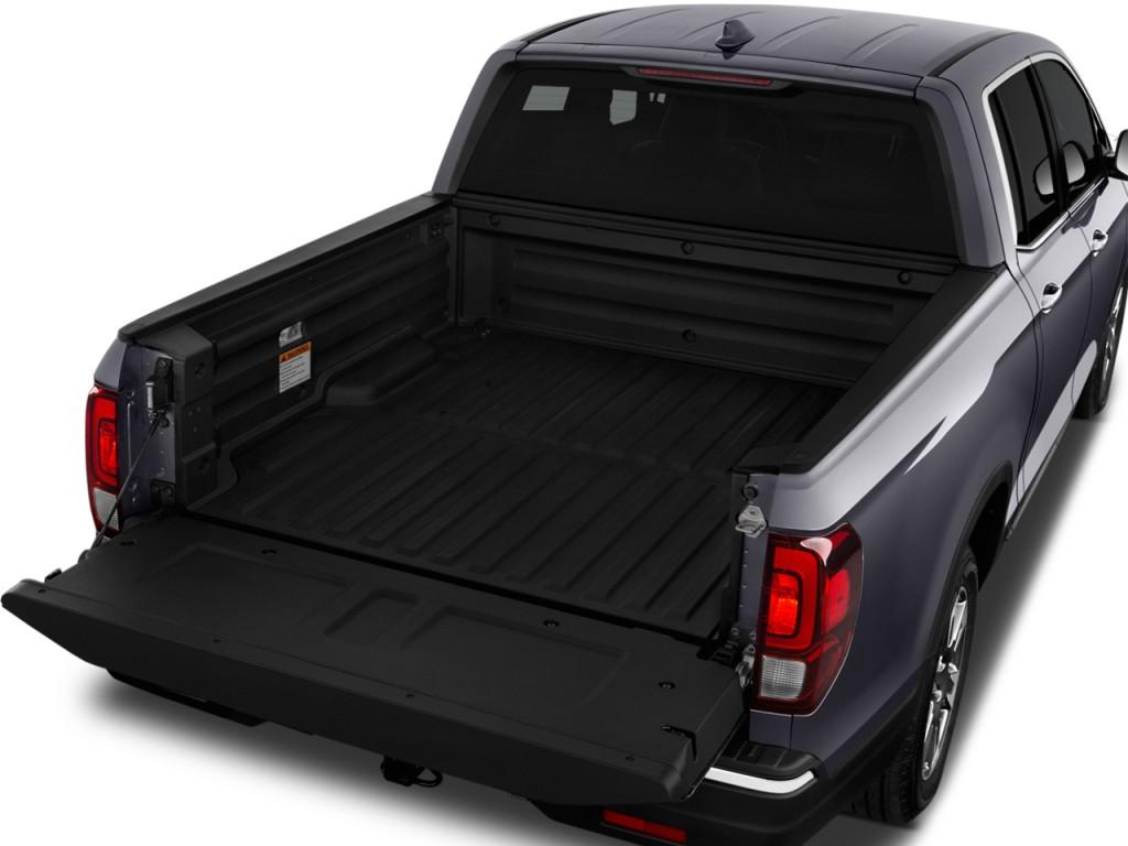 Image 2017 Honda Ridgeline Rtl T 4x2 Crew Cab 5 3 Bed Trunk Size