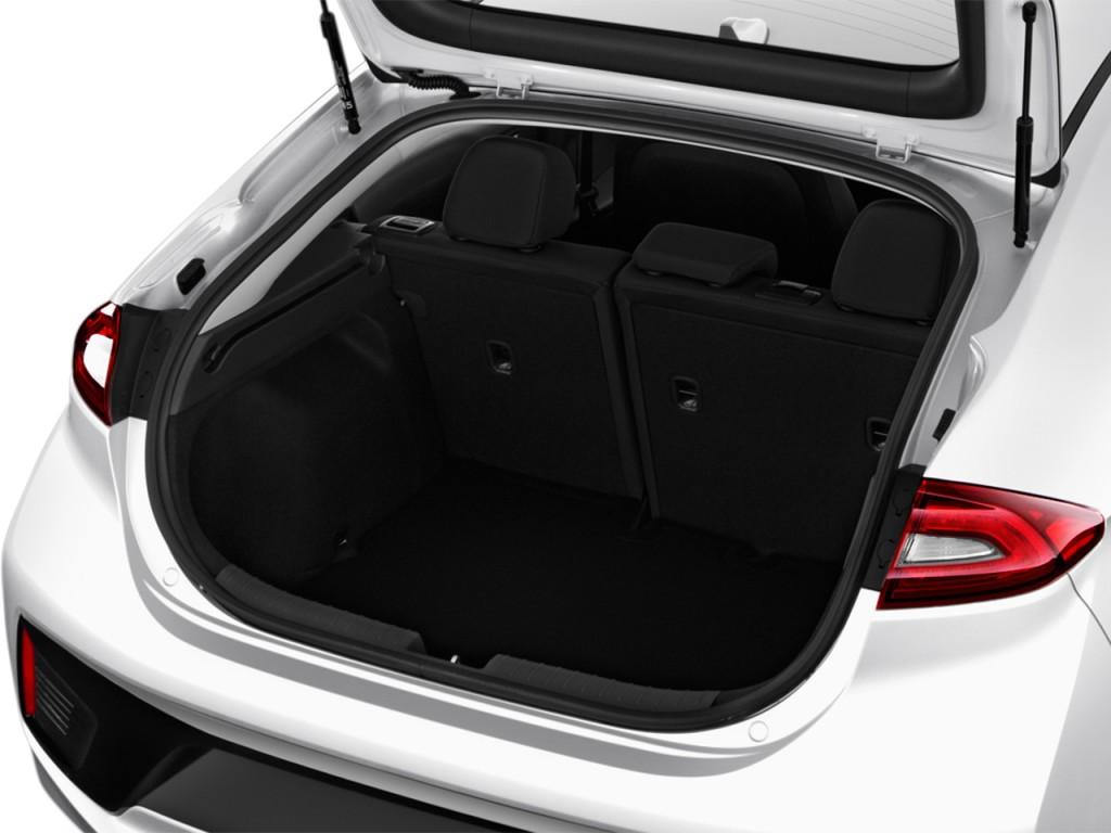 image 2017 hyundai ioniq hybrid sel hatchback trunk size 1024 x 768 type gif posted on. Black Bedroom Furniture Sets. Home Design Ideas