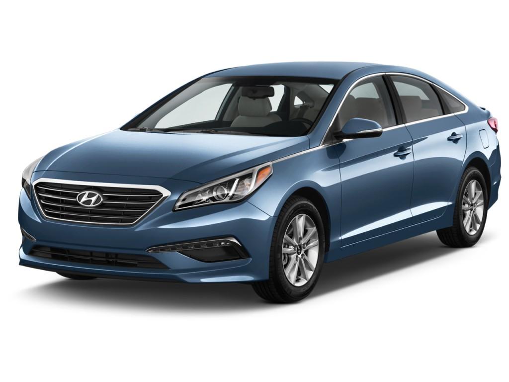 Hyundai Sonata: Good braking practices