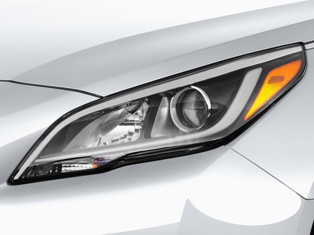 Image 2017 Hyundai Sonata Hybrid Se 2 0l Headlight Size