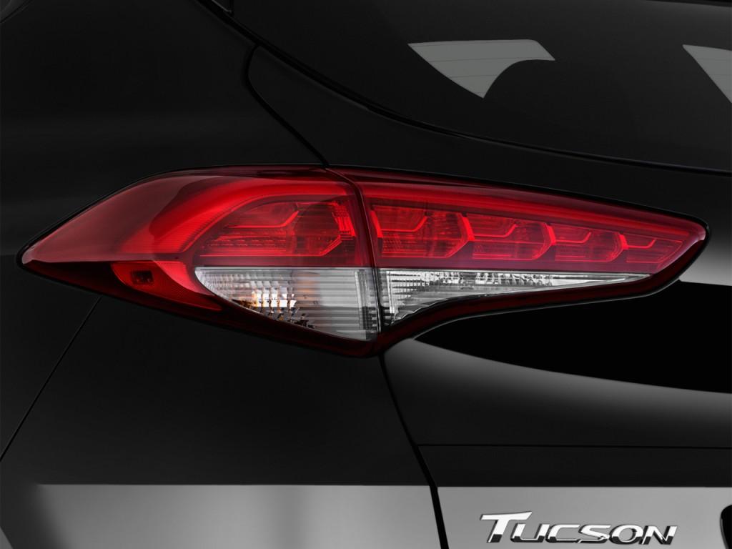Image 2017 Hyundai Tucson Limited Fwd Tail Light Size