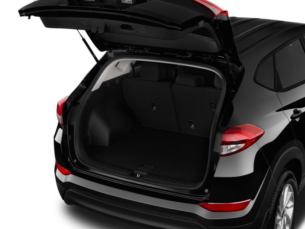 Image 2017 Hyundai Tucson Se Fwd Trunk Size 1024 X 768