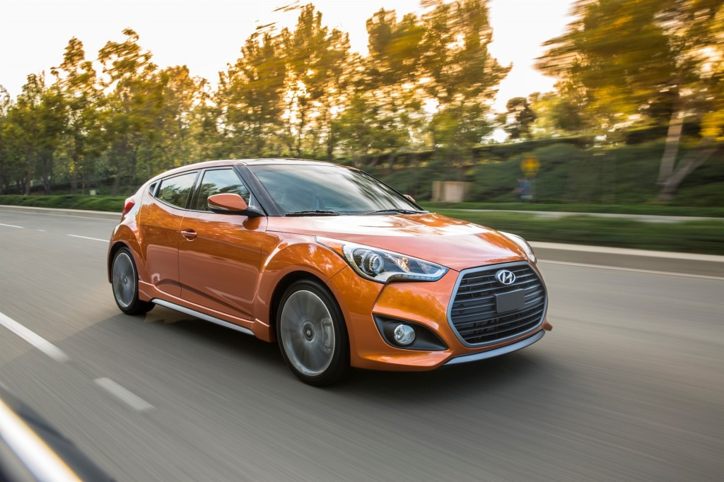 2017 Hyundai Veloster Review, Ratings, Specs, Prices, and ... on