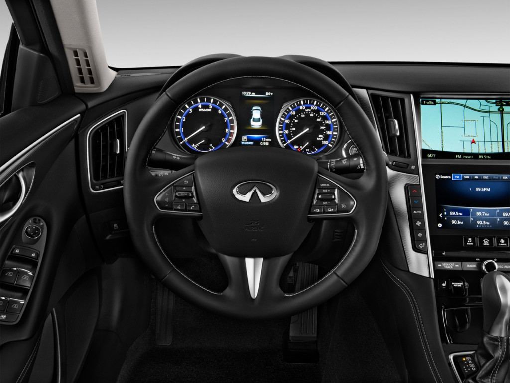 image 2017 infiniti q50 rwd steering wheel size. Black Bedroom Furniture Sets. Home Design Ideas