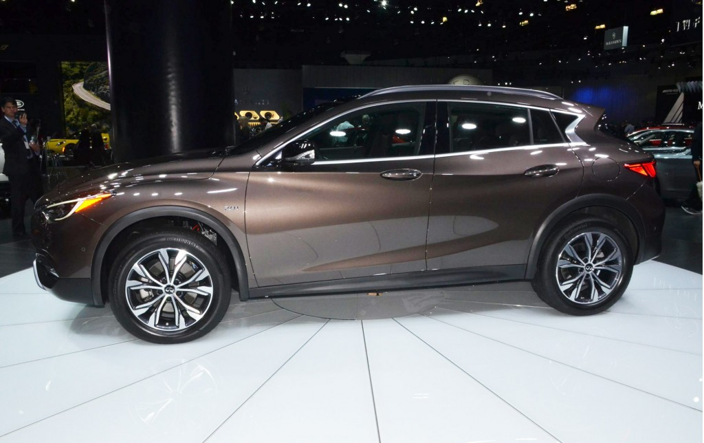 Used Subaru Outback Los Angeles >> Image: 2017 Infiniti QX30, 2015 Los Angeles Auto Show, size: 1024 x 644, type: gif, posted on ...