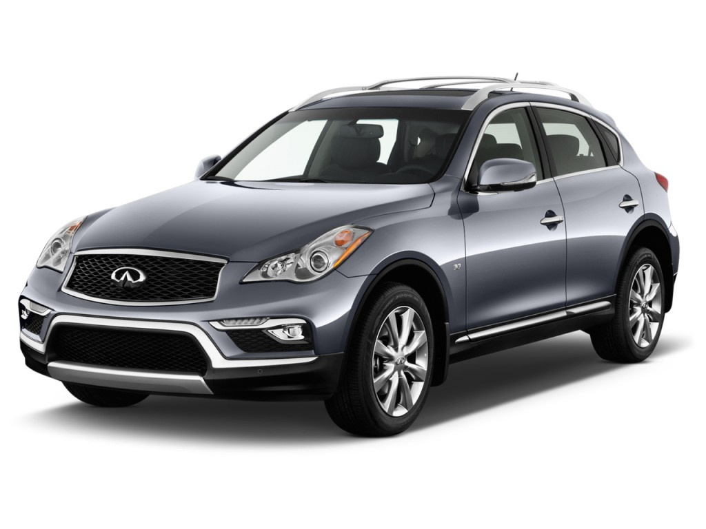2017 Infiniti Qx50 Review Ratings Specs Prices And Photos The Car Connection