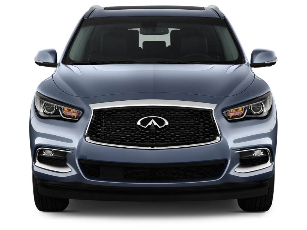 Image 2017 Infiniti Qx60 Fwd Front Exterior View Size