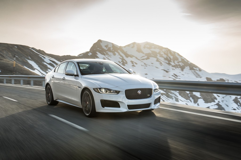 2018 jaguar xe review ratings specs prices and photos the car connection. Black Bedroom Furniture Sets. Home Design Ideas