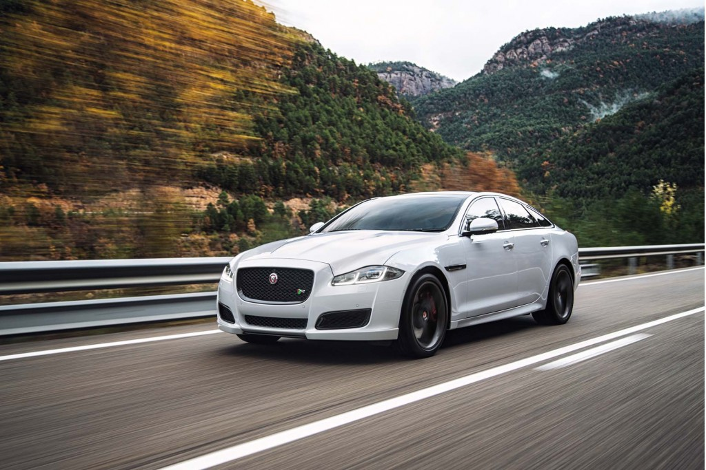 2017 Jaguar Xj Review Ratings Specs Prices And Photos The Car Connection