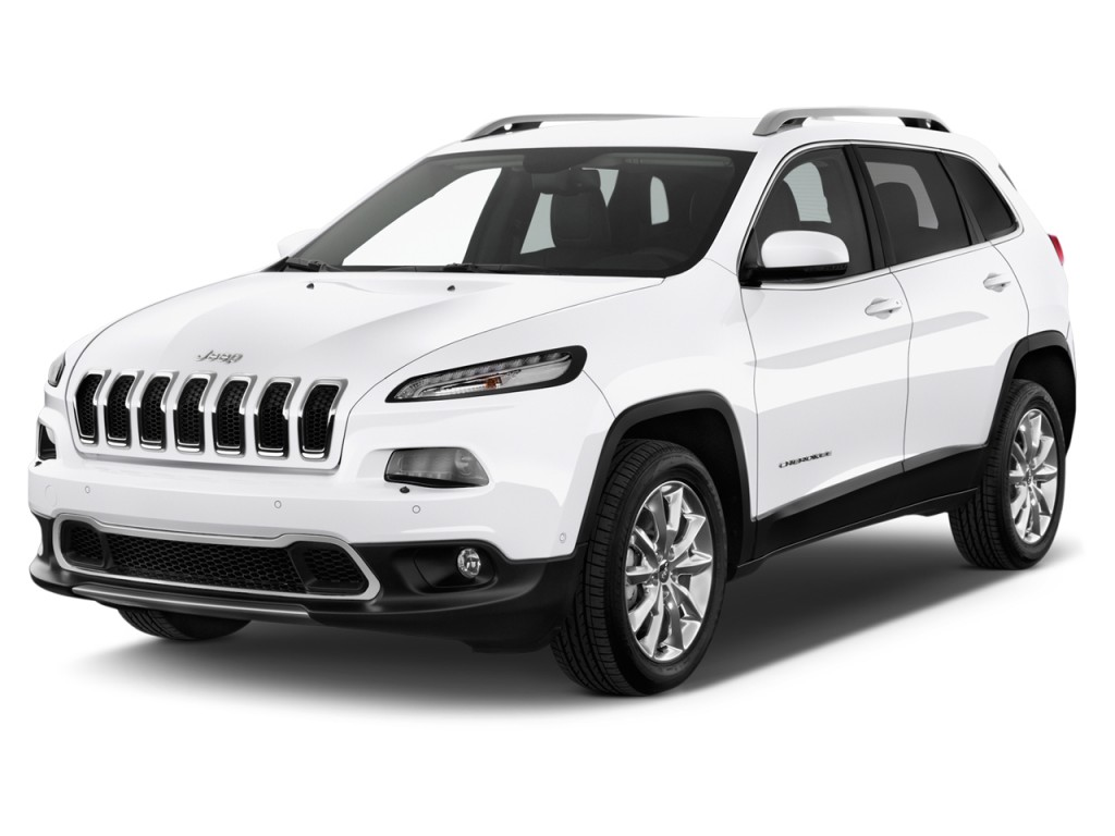 North Bay Cadillac >> Image: 2017 Jeep Cherokee Limited FWD Angular Front ...