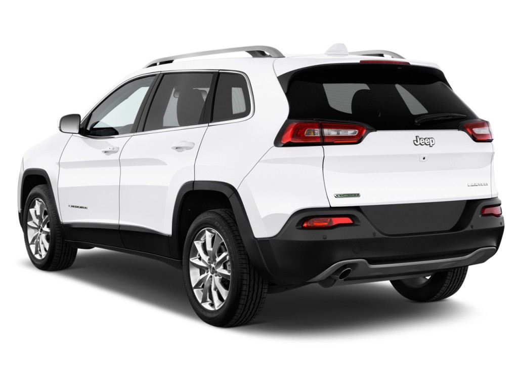 Image 2017 Jeep Cherokee Limited Fwd Angular Rear