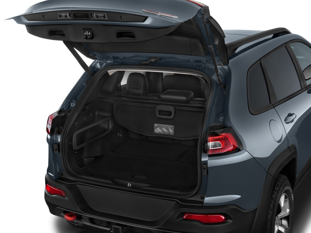 Image 2017 Jeep Cherokee Trailhawk 4x4 Trunk Size 1024