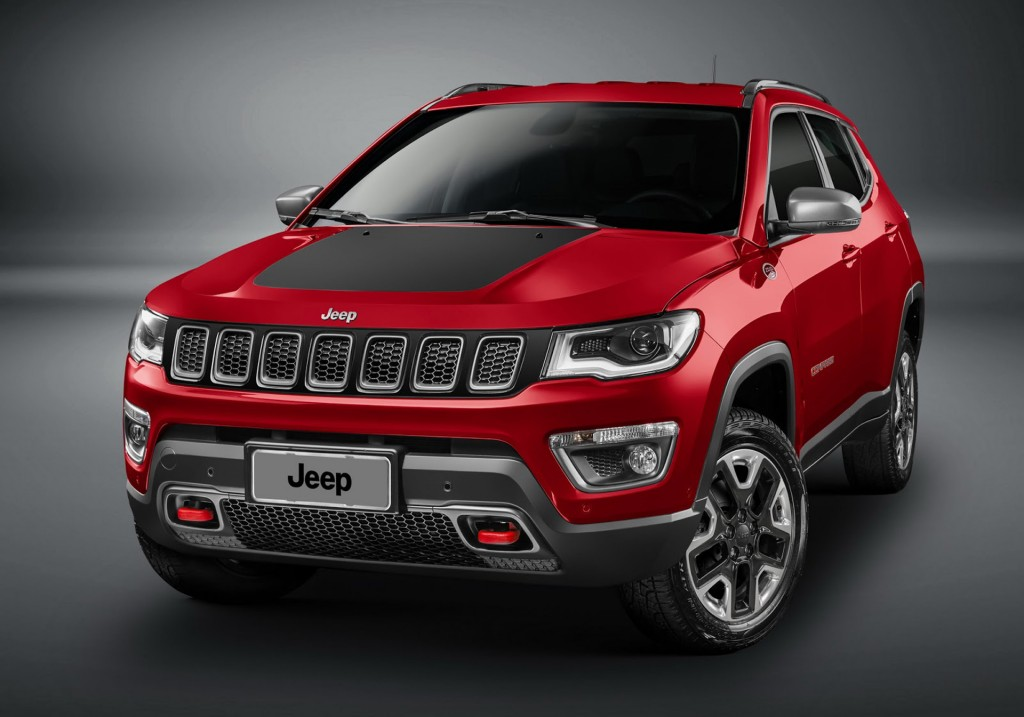 Best 3 Row Suv 2017 >> Image: 2017 Jeep Compass Trailhawk (Brazil spec), size: 1024 x 717, type: gif, posted on ...