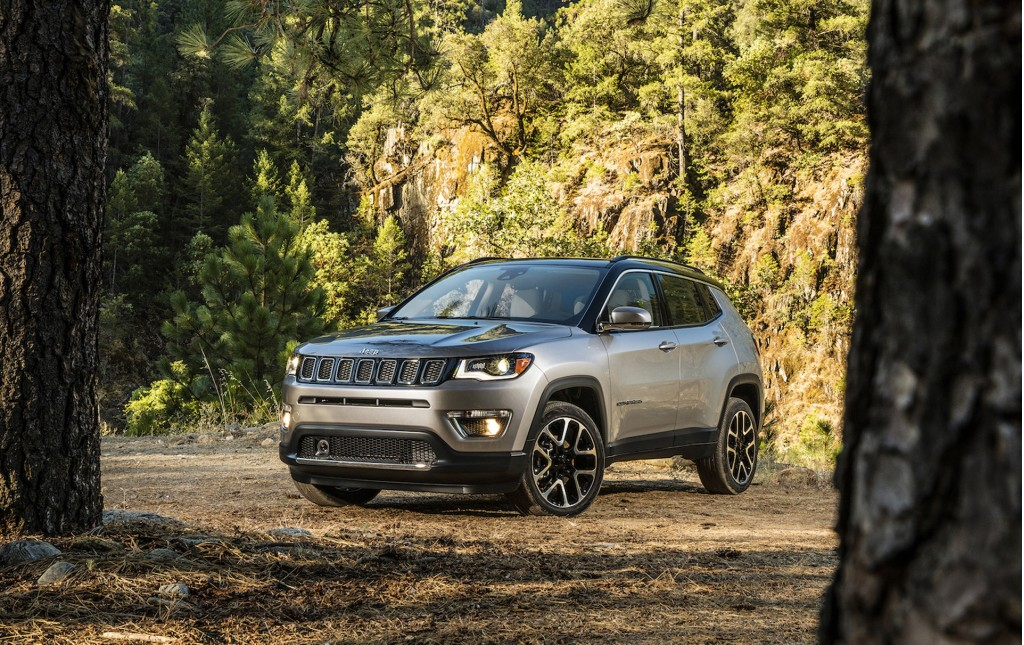 Image 2017 Jeep New Compass Limited Size 1024 X 645