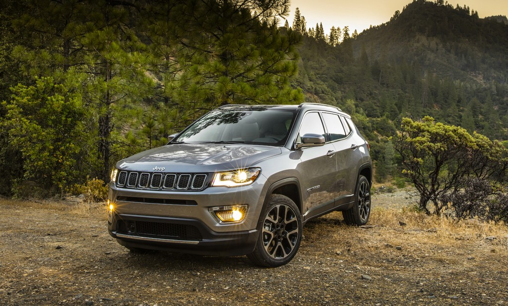 2017 Jeep Compass Limited