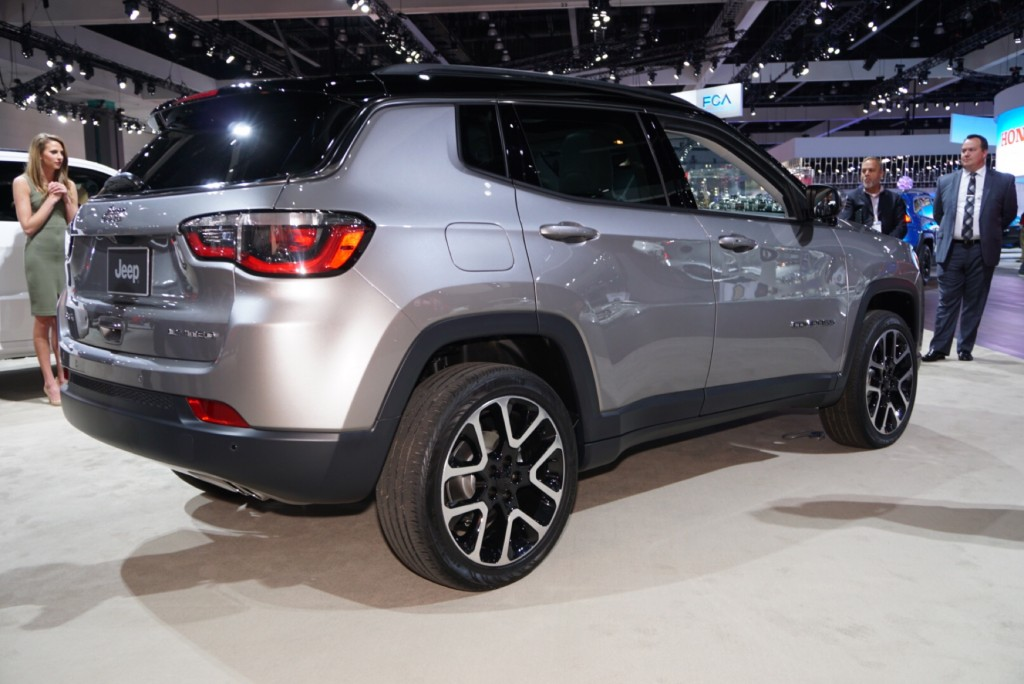 Image: 2017 Jeep New Compass, size: 1024 x 684, type: gif, posted on: November 17, 2016, 12:19 ...